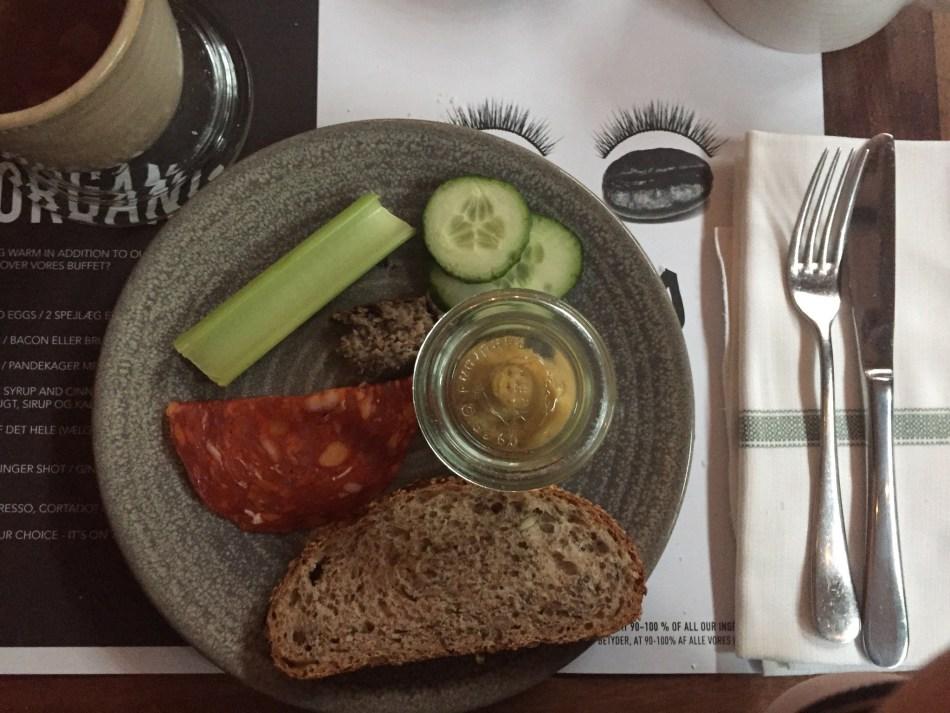 Hotel SP34 Breakfast 3