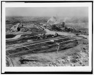 Waste from the Ford Piver Rouge Center was buried in the void of the clay mine.