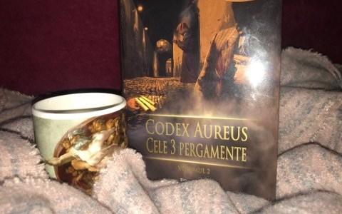The Three Parchments (Codex Aureus – Book 2)
