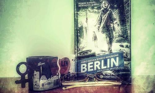 The Fight Of Gropius (Berlin – Book 3)