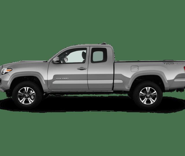 Toyota Tacoma 4x4 Trd Off Road V6 6a