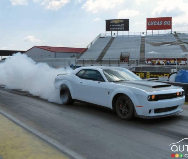 Dodge Challenger Srt Demon And Durango Srt First Drive