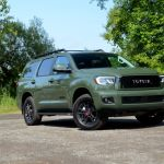 2020 Toyota Sequoia Trd Pro Review Car Reviews Auto123