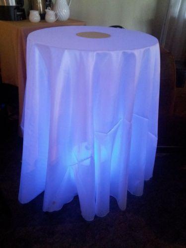 Nova Linen Glow Table