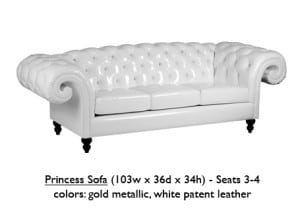 Princess Sofa