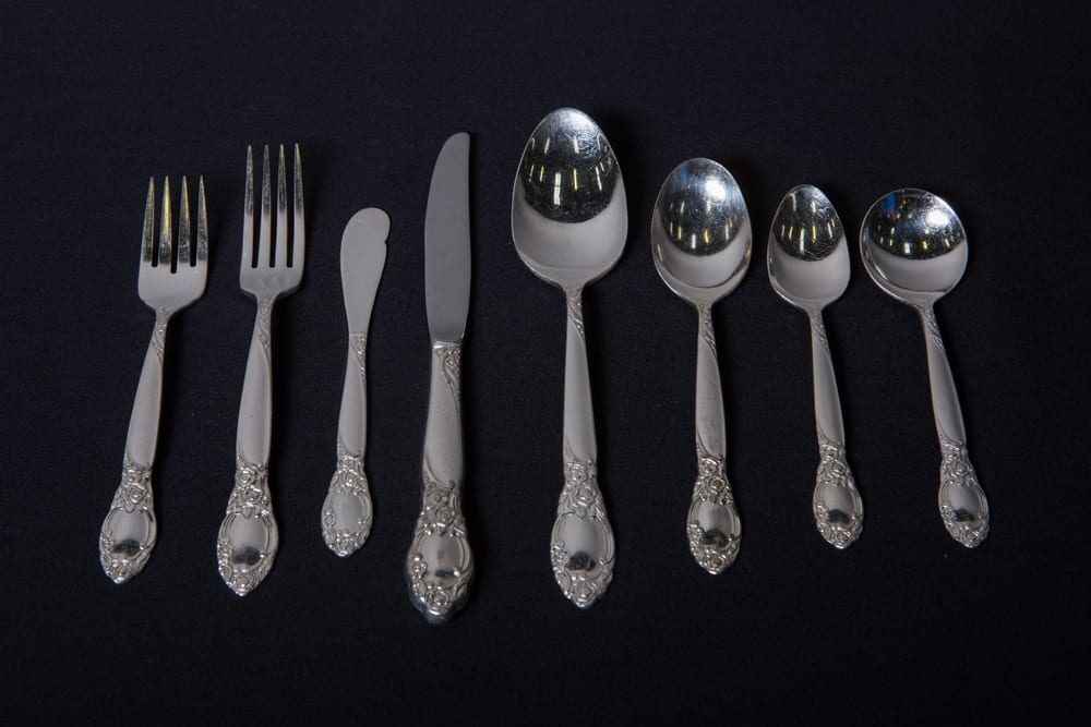 ballard-pattern-silver-plated-silverware-dinnerware-rental-in- & Silverware - Dinnerware Party \u0026 Event Rentals in Los Angeles