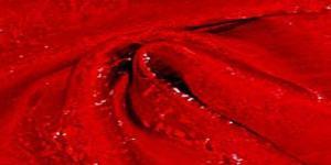 Iridescent Crush Red