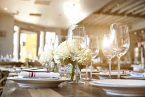 Pico Party Rents Dinnerware In Manhattan Beach