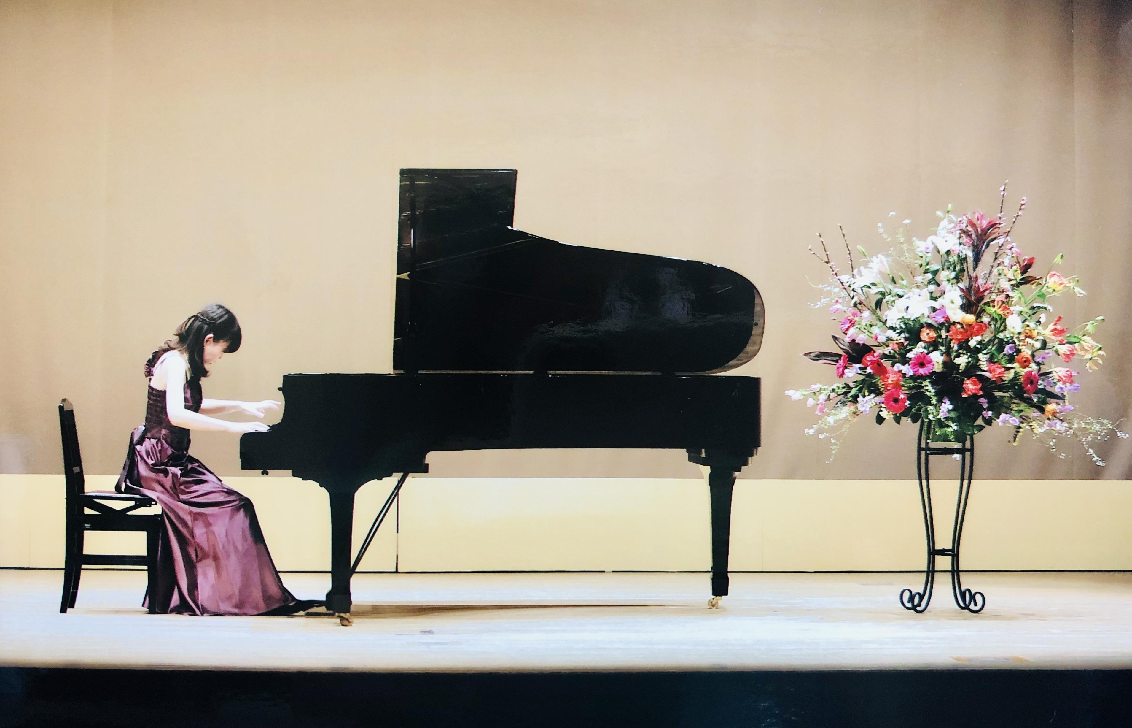 picoピアノ演奏写真その2