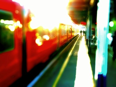 Day 41 – Mind the gap