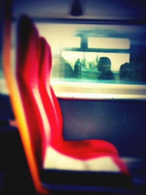 """Day 69 – """"On the train"""" #2"""