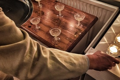 Day 19.2 – CDWM#3 Champagne tasting