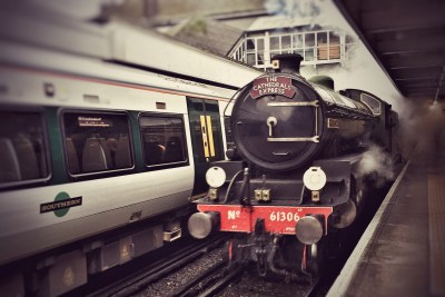 Day 51.2 – The Cathedrals Express