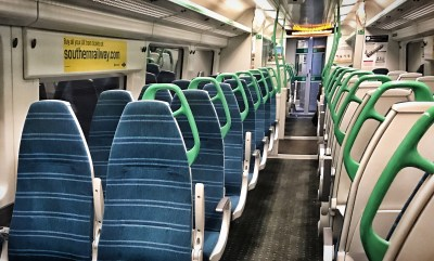 Day 359.2 – Late train