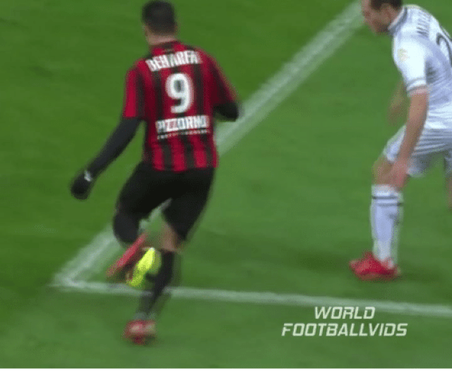 Crazy Memes And Run  World Footballvids Hatem Ben Arfa Crazy Skill Run