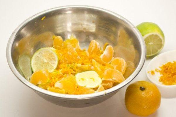 Тарталетки с апельсиновым курдом. Пошаговый рецепт с фото ...
