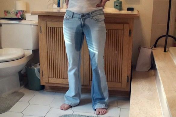 Jeans Pee