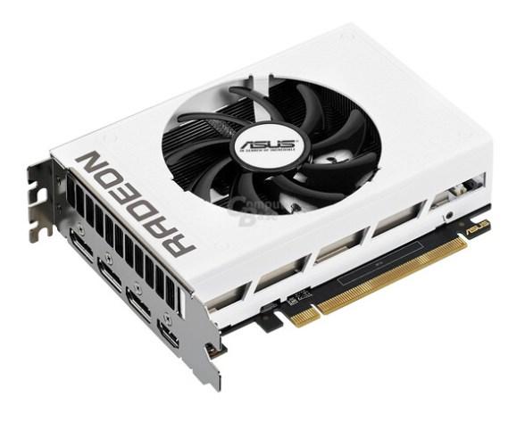 Asus prepara AMD Radeon R9 Fury Nano na cor branca