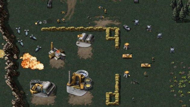 Command & Conquer: Remastered – Graphics Comparison