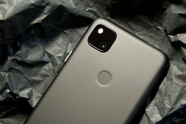 Caméra unique qui correspond à la caméra principale du Pixel 4