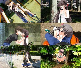 いたずラブ ひと気のない公園で少女と愛を育もう DLver