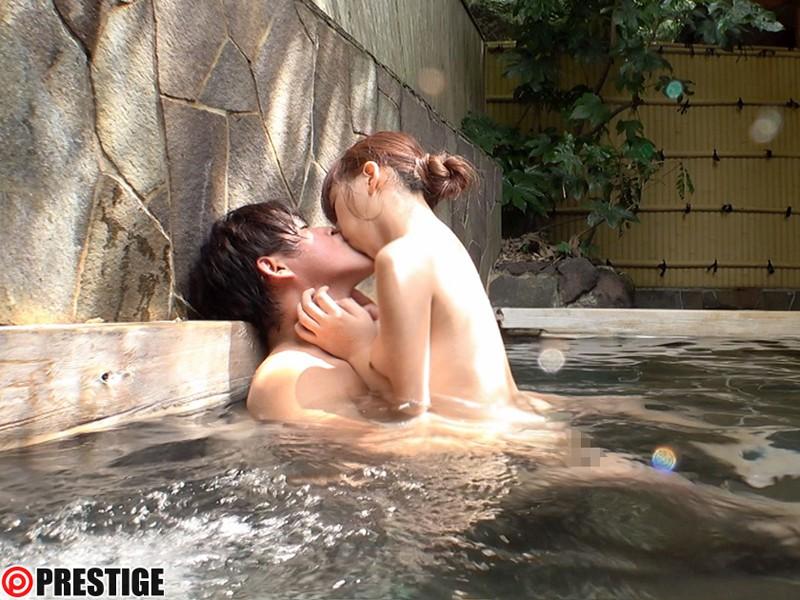 愛音まりあ 美少女と、貸し切り温泉と、濃密性交と。03サンプルイメージ8枚目