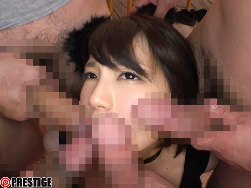 鈴村あいり ひたすら生でハメまくる、終らない中出し性交。 我を忘れてイキ狂う鈴村の膣奥へ、無制限中出し大乱交サンプルイメージ6枚目