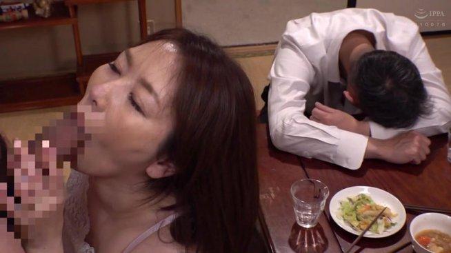 夫のよりずっといいわ… 翔田千里