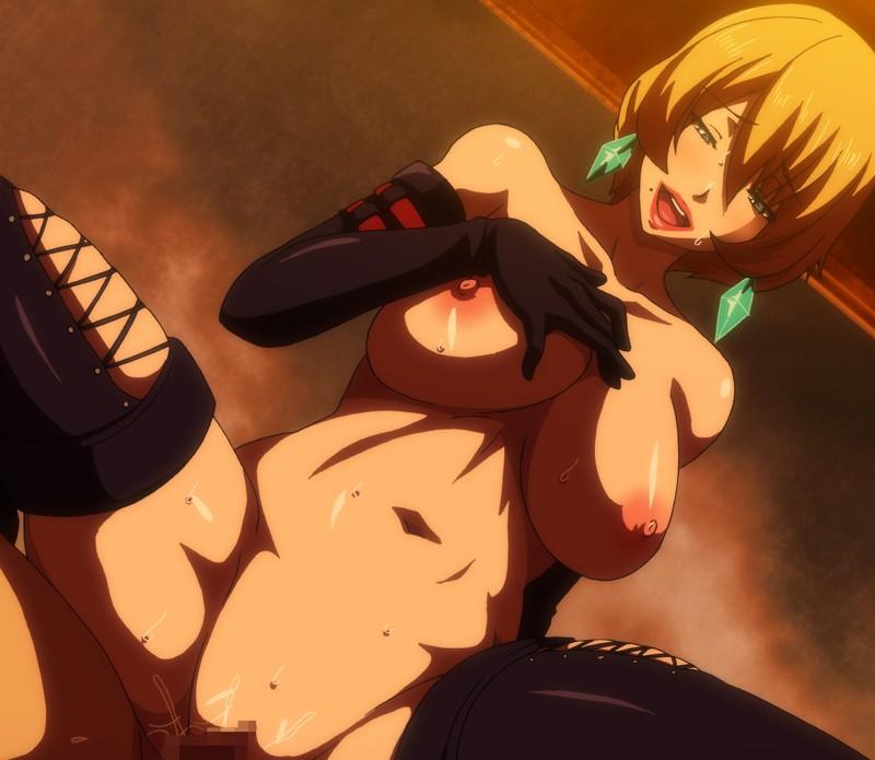 OVA 受胎島 #1 『どうしてアンタみたいなブサ男に種付けされなきゃいけないのよ!?』20