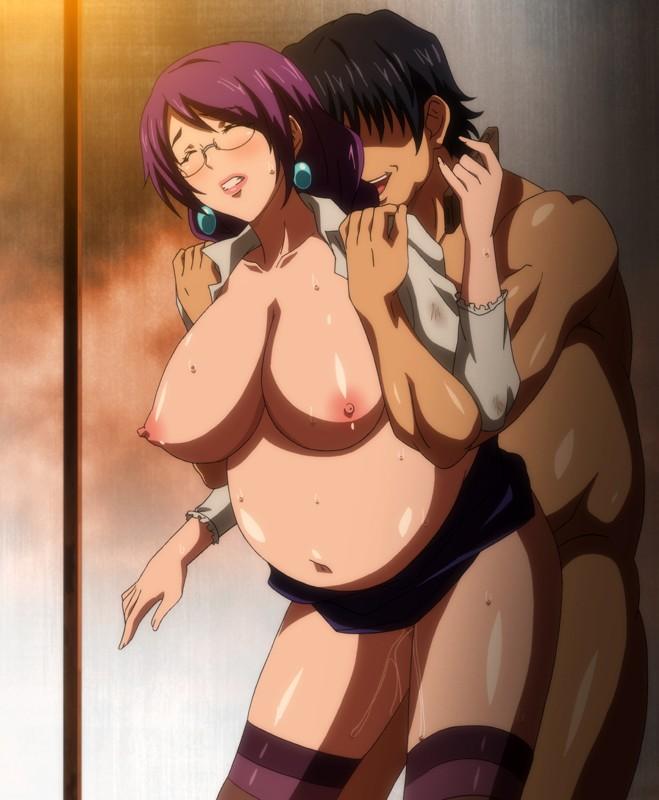 OVA 受胎島 #2 『ご主人様のぶっといお●んぽ…あたしのエロま●こにぶち込んで◆』2