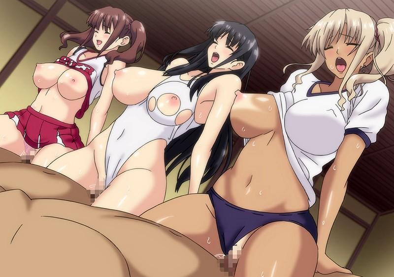 OVA巨乳J○がオジさんチ○ポとじゅぽじゅぽいやらしいセックスしてます。#2 オジさんチ○ポ、みんなでシェア◆12