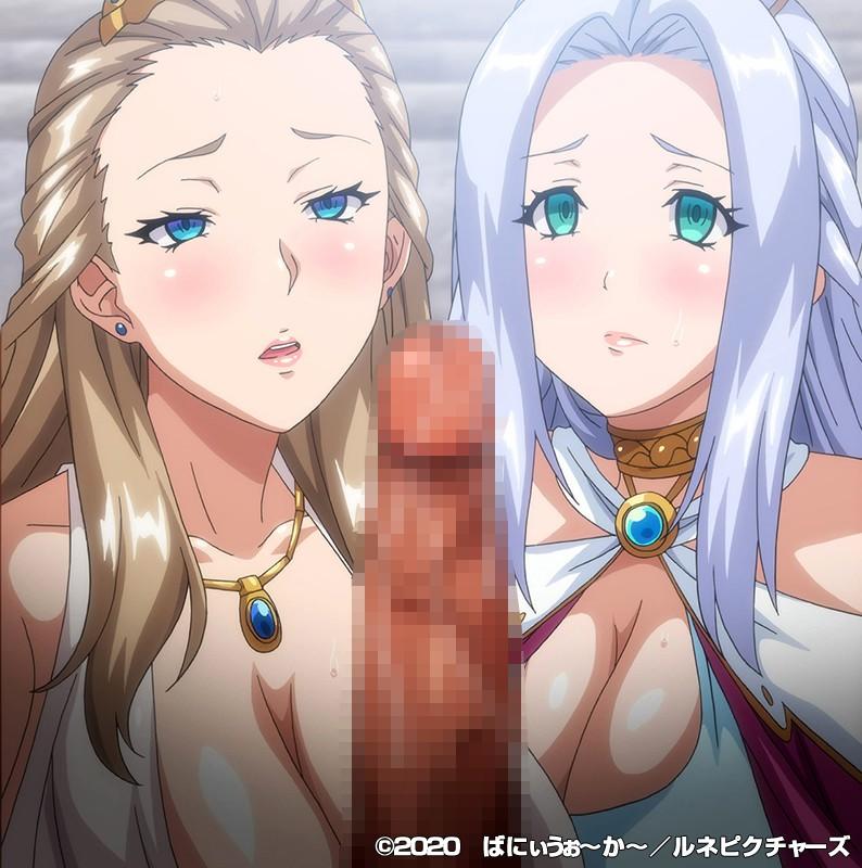 OVA巨乳プリンセス催●#1 Revenge 〜復讐に立つ亡国の王子〜1