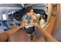 1nhvr00006 [NHVR-006] 【VR】CA飛行機痴漢 中出しスペシャル VR @の動画キャプチャサンプル 2 / 8