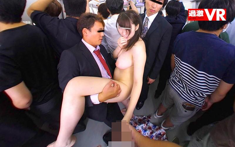 【VR】全裸羞恥痴● VR2 画像9