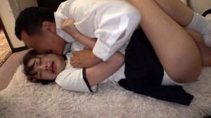 大嫌いな上司の最愛の1人娘を、イラマで喉がばがば奴●にしてやりました。 松本いちか|無料エロ画像15
