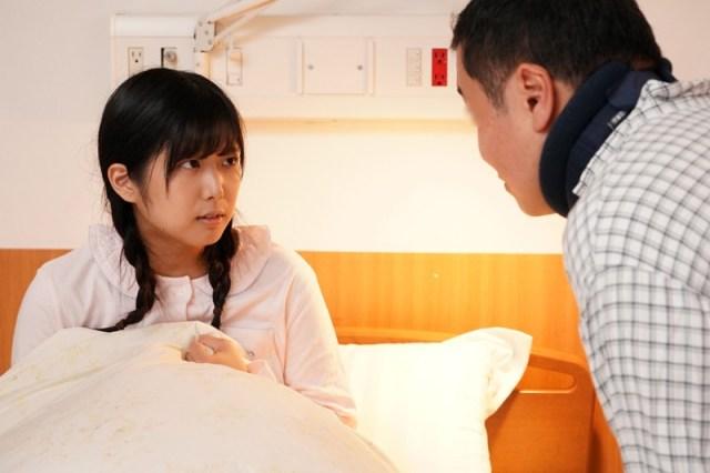 1piyo00090jp 4 - 入院したら隣がけなげなひよこ女子。ムラムラが我慢できなくなって小さな体を固定して敏感マ○コの奥(子宮)をガン突きしまくった。2nd 〜両足を180度に開いて後ろから前から全員軟体っ子ver〜