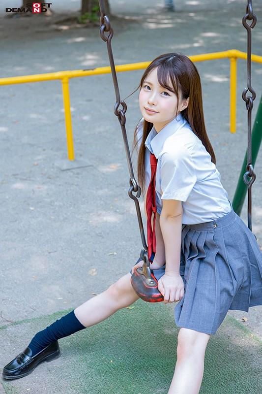 松本いちか 最初で最高の校則違反「学校で初中出し」この可愛さクセになるっ!!!サンプルイメージ2枚目