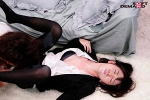 【就活生限定】マジックミラー号リクルートスーツの似合う女子大生に「牛乳… のサンプル画像 15枚目