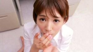 アナタのおち○ぽミルクを初ごっきゅん 麻生希 無料エロ画像15