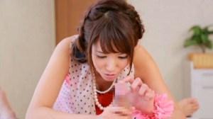 アナタのおち○ぽミルクを初ごっきゅん 麻生希 無料エロ画像2