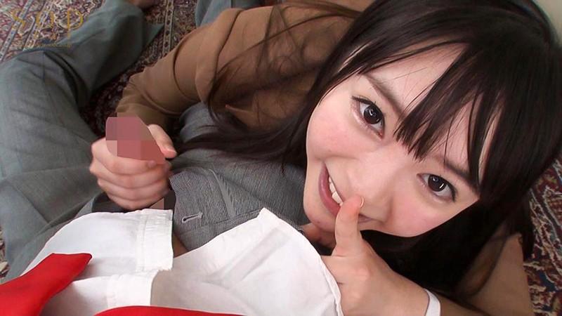 小倉由菜 僕の彼女はおしゃぶりが我慢出来ない学園のアイドルサンプルイメージ9枚目