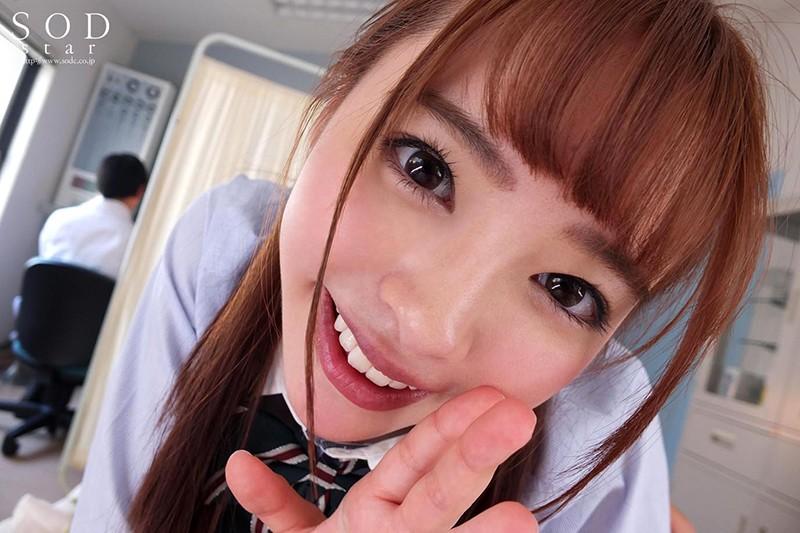 小倉由菜 誰にもバレないように校内でこっそり誘惑してくる小悪魔制服美少女サンプルイメージ8枚目