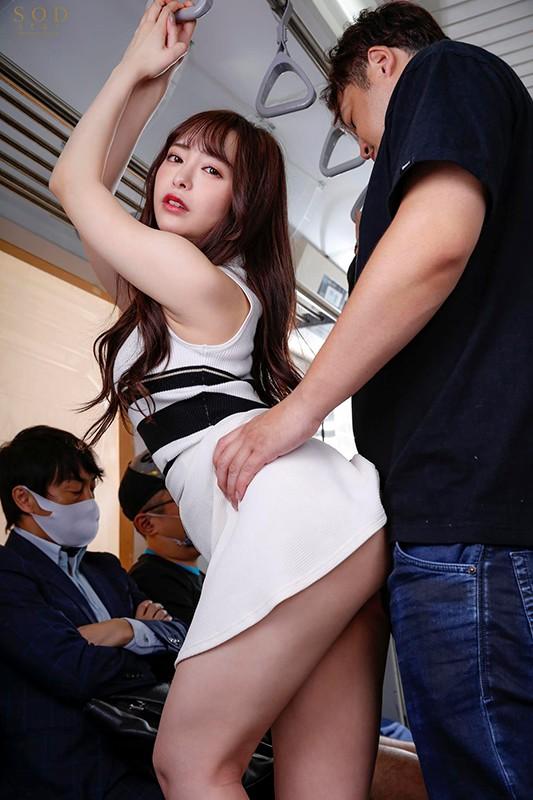 小倉由菜 衣服潜り込み痴● 完全着衣潜入アングルサンプルイメージ2枚目