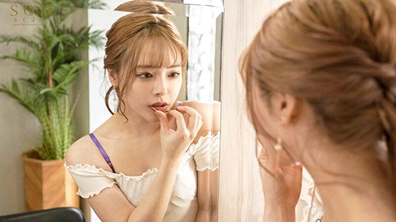 小倉由菜 人気エロカワ美容師ゆなさんは実はとんでもなくキス魔 お客様をべろちゅう誘惑ぐいサンプルイメージ6枚目