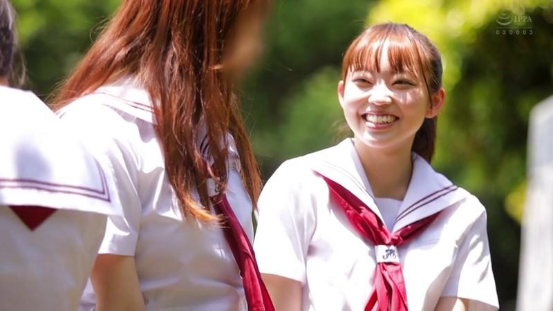 林愛菜 あの頃、制服美少女と。サンプルイメージ19枚目