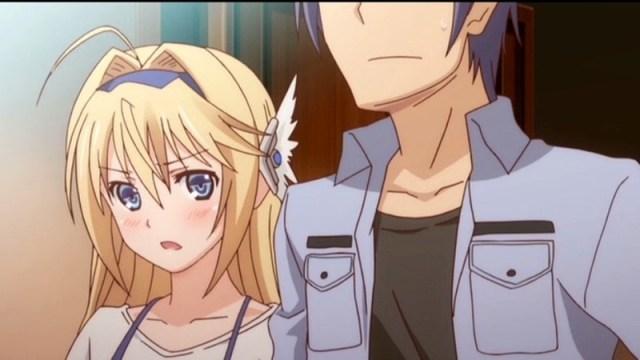 恋騎士 Purely☆Kiss THE ANIMATION 「エルシア=ハーヴェンス」8