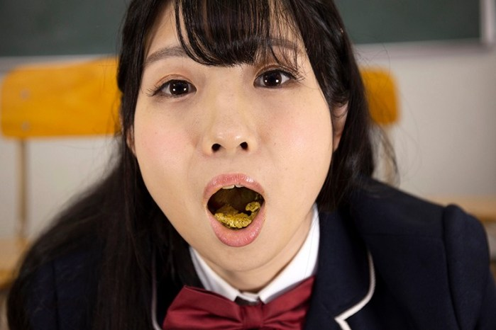 【VR】私立・人間便器学院絶対服従M男育成クラス前多まこ食糞/飲尿/… のサンプル画像 8枚目