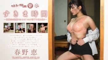 【セクシー】【VR】すきま時間~出張先の旅館でひとりくつろぐ部下を覗き見る~ 春野恵