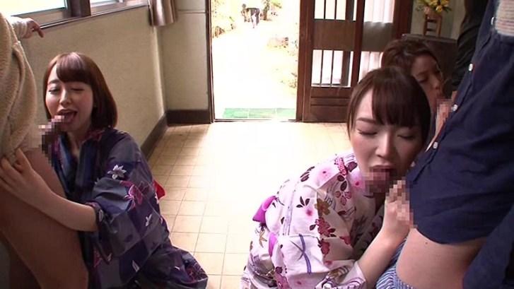 巨乳美人女将だらけの夢の温泉旅館 かすみりさ 篠田ゆう 水野朝陽 槇原愛菜1