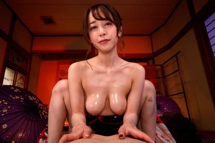 【VR】篠田ゆうの神尻 〜GOD HIP〜11